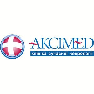 """Логотип Клініка """"Аксімед"""" Центр реабілітації"""
