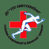"""Логотип ДУ """"Інститут травматології та ортопедії НАМН України"""" Відділення спортивної та балетної травми"""