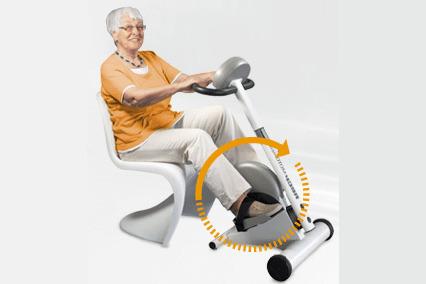 Банер MOTOmed viva2 Parkinson