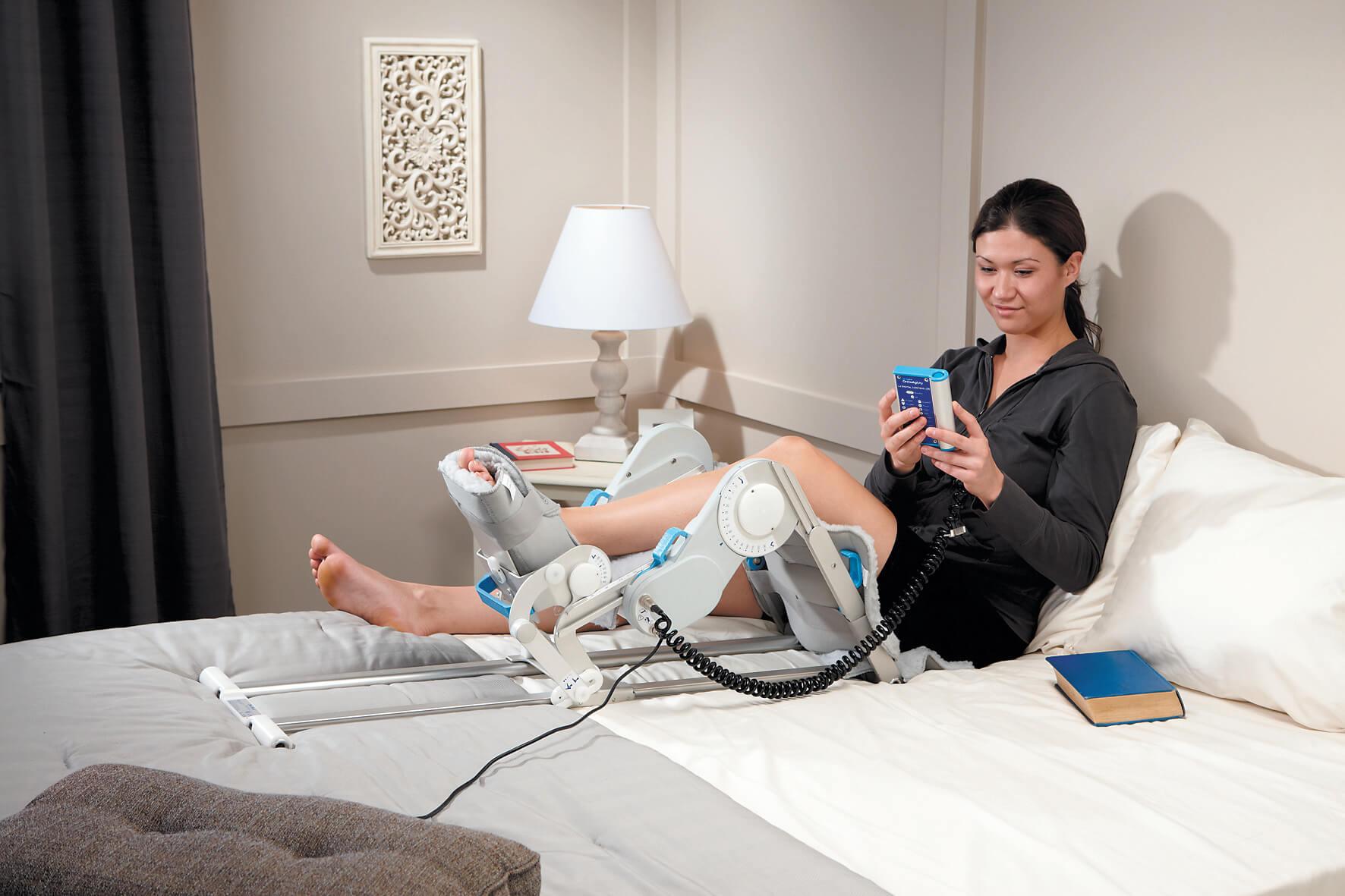 CPM L4D для розробки колінного суглобу