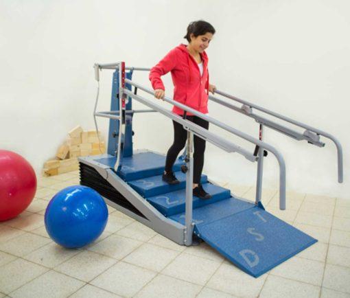 Динамічний тренажер сходи-бруси DST 8000
