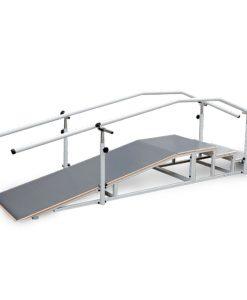 Лестница универсальная для обучения ходьбе с наклонной рампой S / U