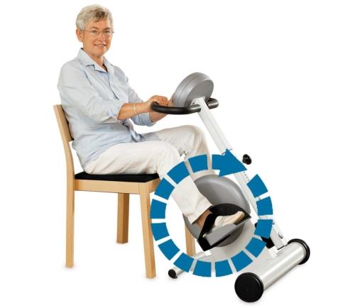MOTOmed viva2 Parkinson тренування ніг