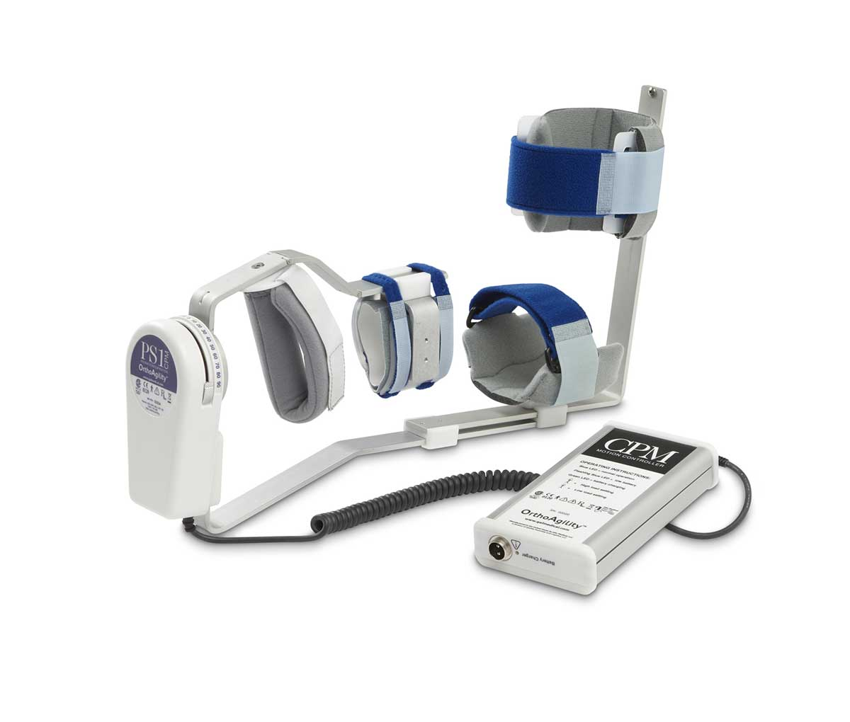 Тренажер для пасивної розробки передпліччя CPM PS1 без пацієнта