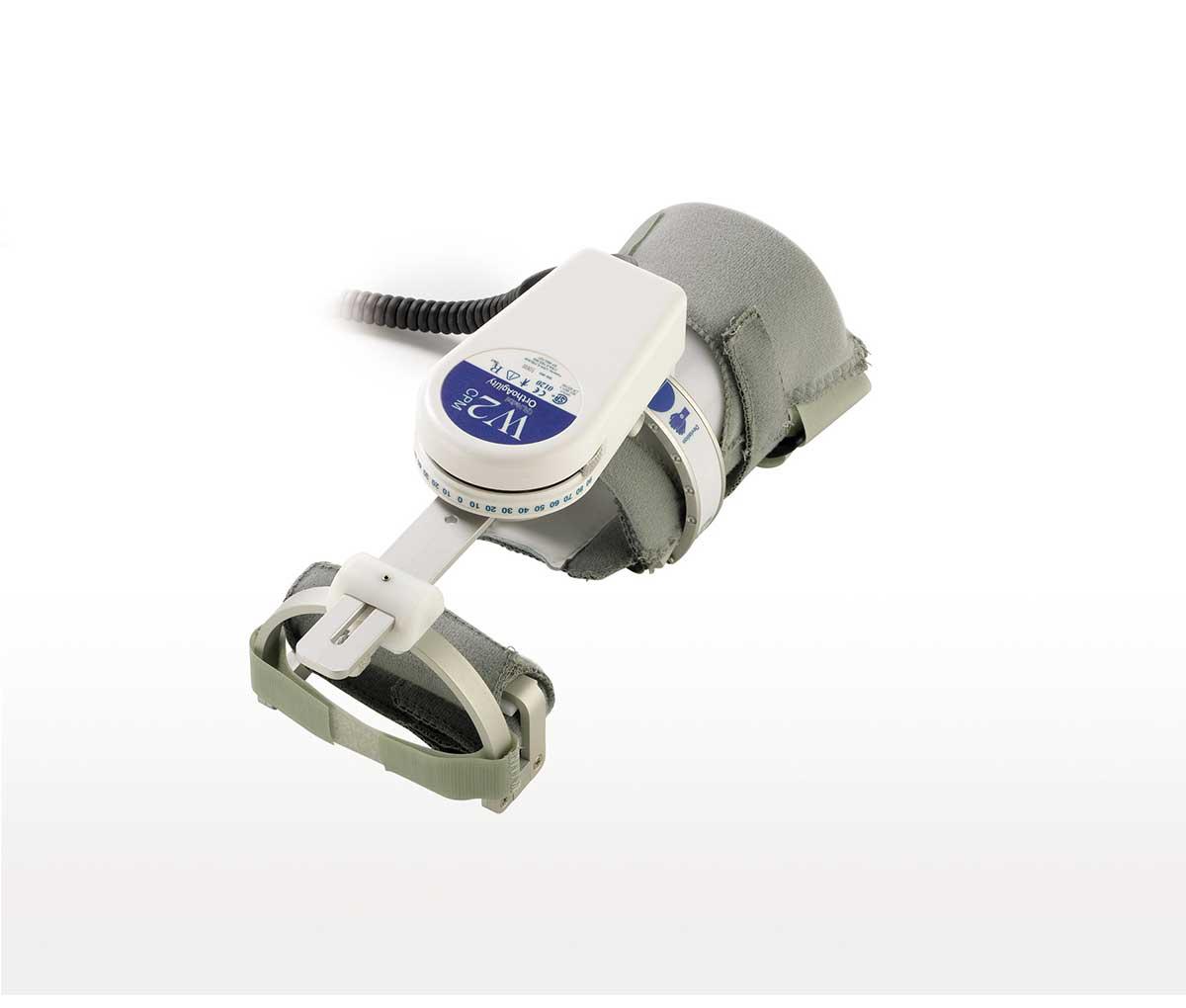 Тренажер для пасивної розробки зап'ястка CPM W2 без пацієнта