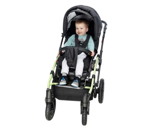 Спеціальний візок (крісло-коляска інвалідна) HIPPO +