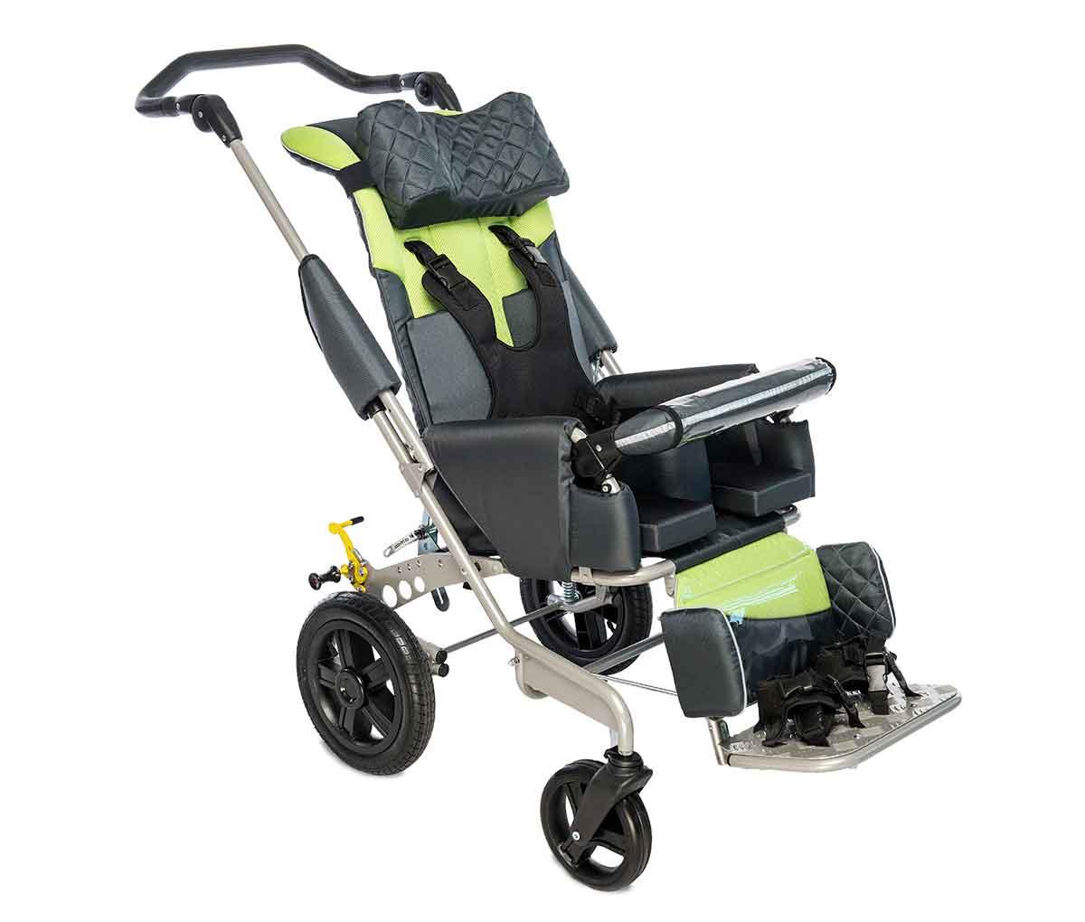 Спеціальний візок (крісло-коляска інвалідна) RACER EVO
