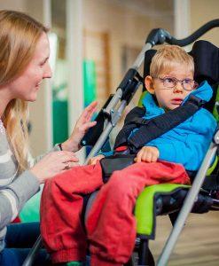 специальная тележка (кресло-коляска инвалидная) ULYSSES EVO