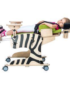 Пристрій ортопедичний ZEBRA INVENTO положення лежачи