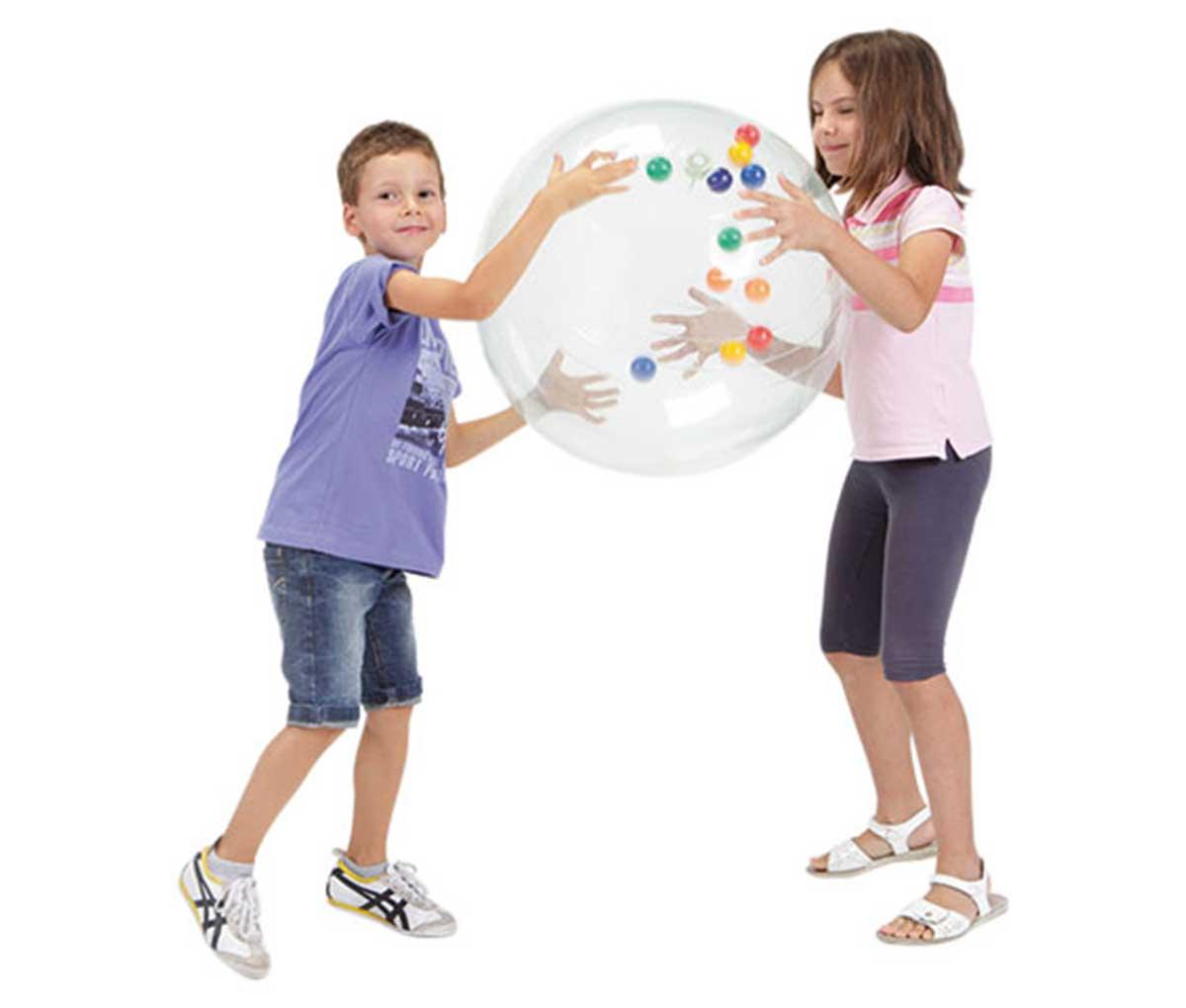М'яч Активіті з дітьми