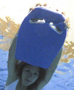 Дошка з отворами для плавання