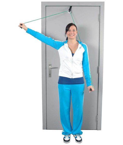 Стрічка-еспандер з дверним якорем