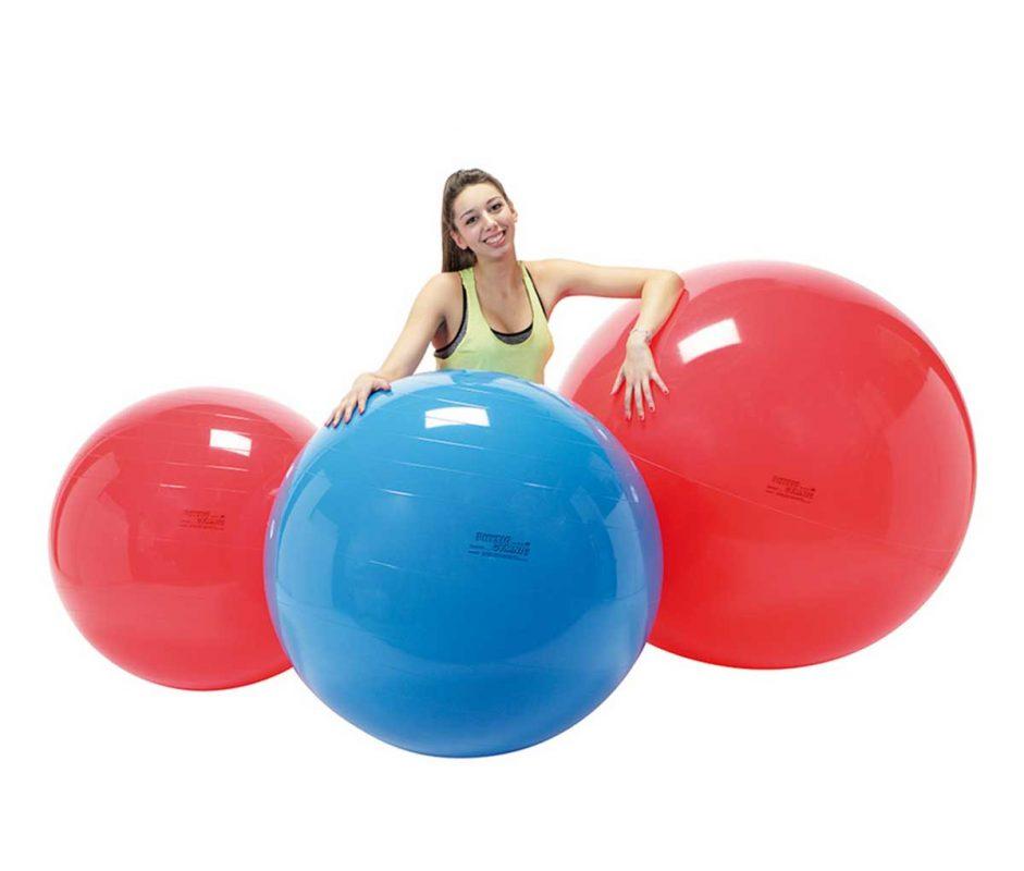 Мяч гимнастический Физио все размеры