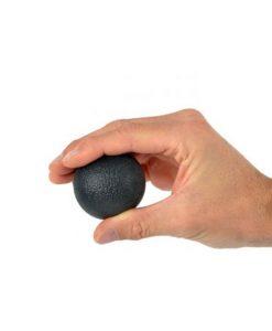 Веселий м'ячик чорний