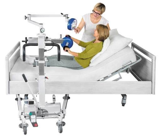 MOTOmed letto2 для ніг для дорослих