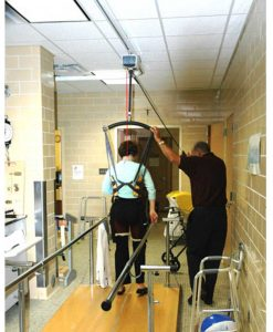 Модуль активной реабилитации GH1 для восстановления навыков ходьбы