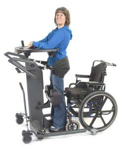 Вертикализатор ортопедический EasyStand StrapStand подъем из коляски