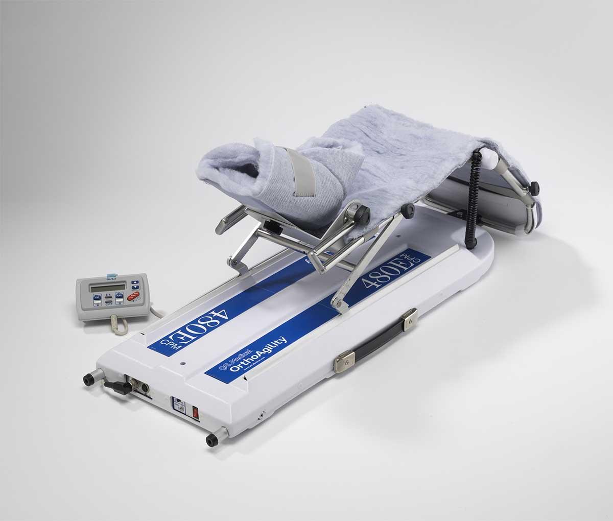 Тренажер для пасивної розробки коліна CPM 480E з блоком керування