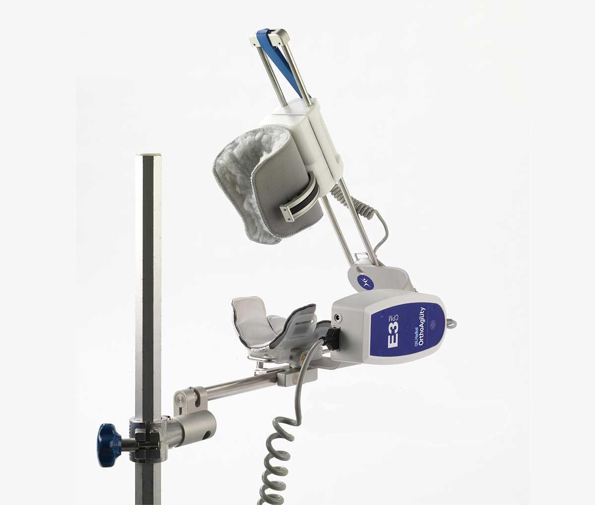 Тренажер для пасивної розробки ліктьового суглобу CPM E3 без пацієнта