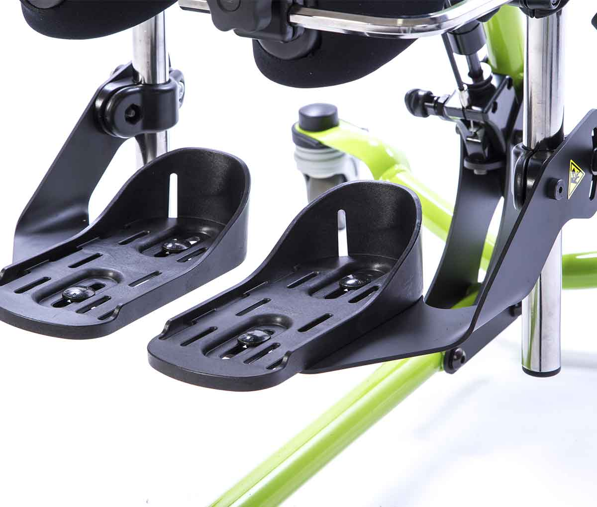 Регульовані платформи для ніг
