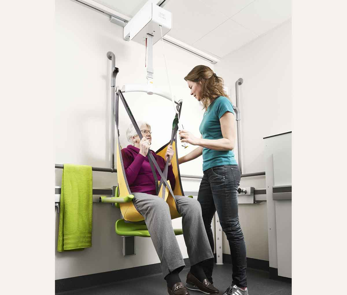 Стельовий підйомник GH3 переміщення пацієнта