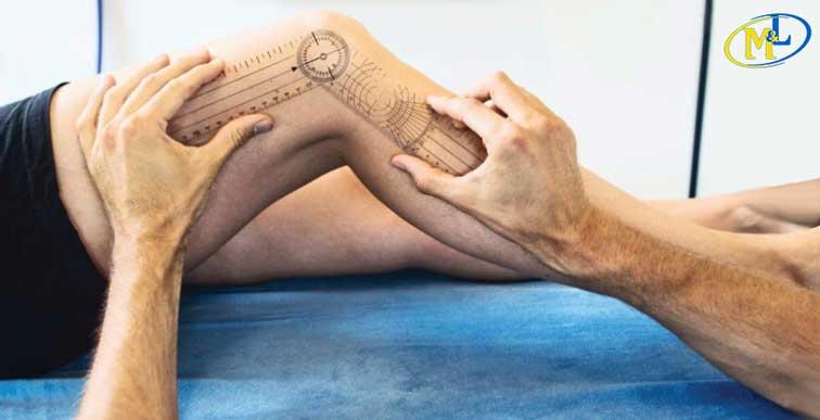 Кут згинання коліна