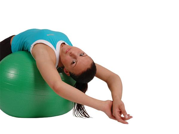 М'яч гімнастичний