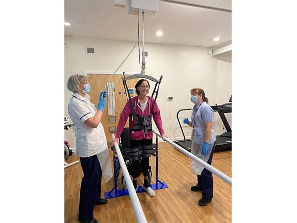 Відновлення ходьби пацієнта в GH3