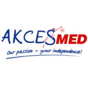 Логотип Akces-med
