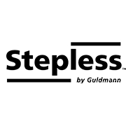 Логотип Stepless